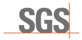 SGS zertifizierte Raumluftfilter